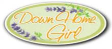 Down Home Girl Logo